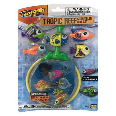 Splash Bombs® Tropic Reef Scrambler Dive Set