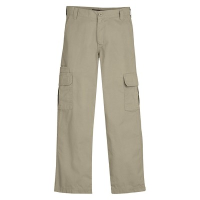 Dickies® Boys' Rip-Stop Cargo Pants - Desert Sand