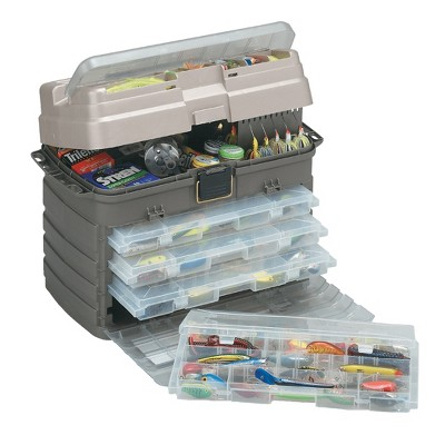The plano guide series 3500 tackle bag (2021 version) is a classic and sturdy looking piece of equipment. Plano Guide Series Original Stowaway Rack Drawer System 3700 Tackle Box Case For Fishing Storage With 4 Removable Bait Utility Boxes Graphite Target