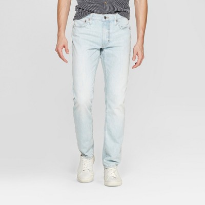 Men's Slim Fit Jeans - Goodfellow & Co™ Light Denim