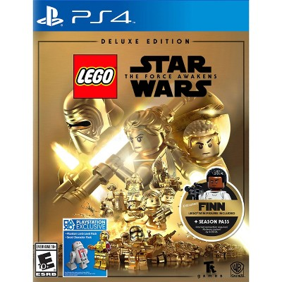 LEGO® Star Wars: The Force Awakens Deluxe Edition PRE-OWNED PlayStation 4