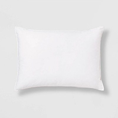 standard queen machine washable feather bed pillow made by design