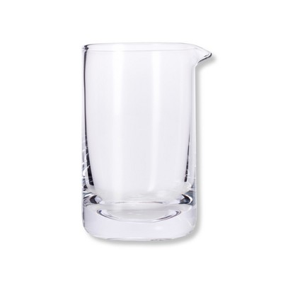Assembly Brands 20oz Glass Mixing Beverage Server