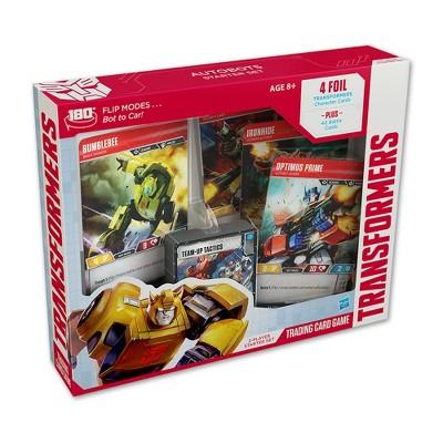 Transformers Trading Card Game 2 Player Starter Set Target