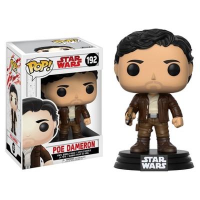 Funko POP! Star Wars: The Last Jedi - Poe Dameron Mini Figure