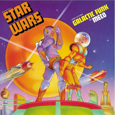 Meco - Music Inspired By Star Wars And Other Galactic Funk (Vinyl)