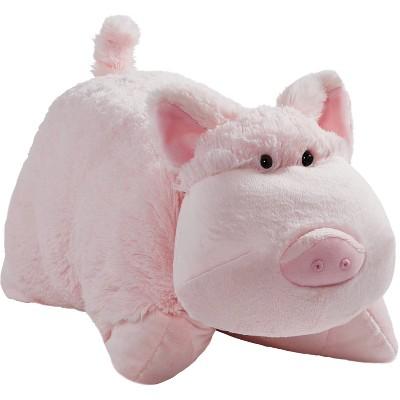 wiggly pig plush pillow pets