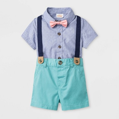baby boy outfits target