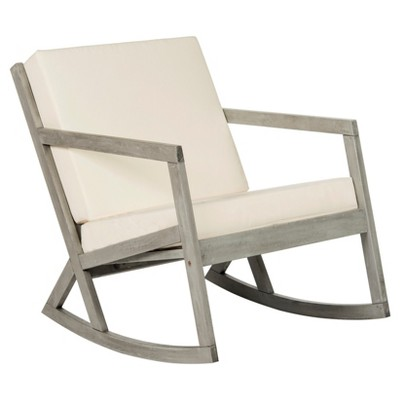 how to make a rocking chair not rock patio swing chairs vernon safavieh target