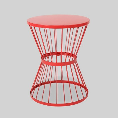 red patio tables target