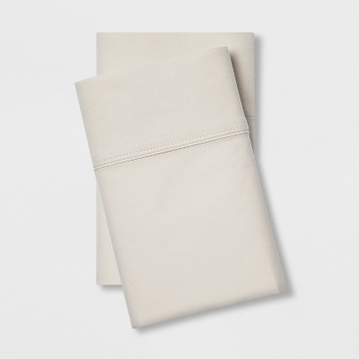 Ultra Soft Solid Pillowcase Set 300 Thread Count - Threshold™