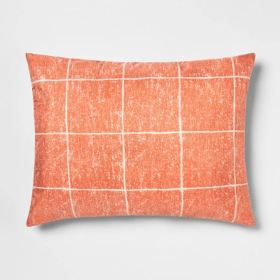 Standard Microfiber Printed Pillow Sham - Room Essentials™