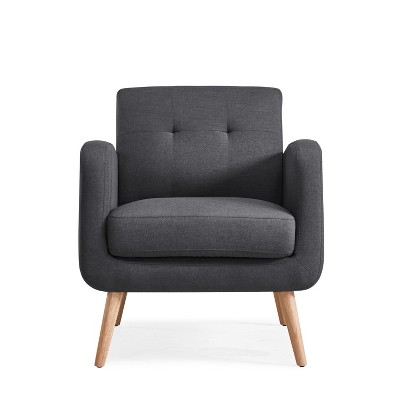 Kenneth Mid Century Modern Arm Chair - Handy Living