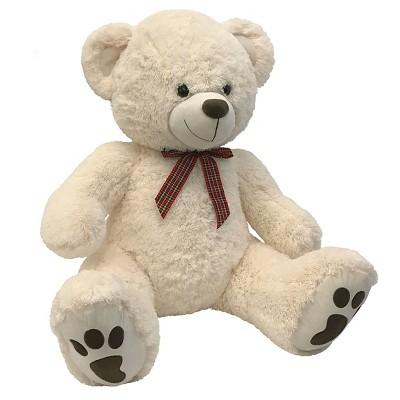 3 giant plush teddy