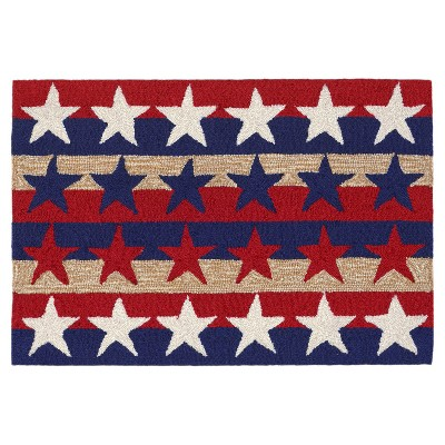 Frontporch Stars and Stripes Americ Rug - Liora Manne