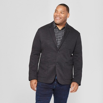Men's Big & Tall Knit Blazer - Goodfellow & Co™