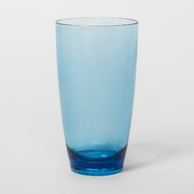 Acrylic Tall Tumbler 17oz Blue - Threshold™