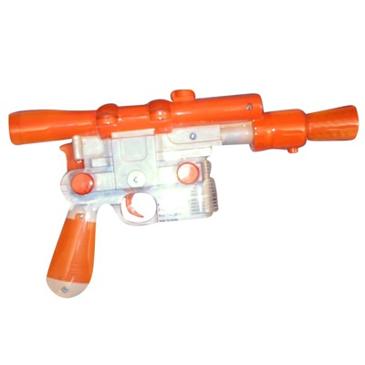 Star Wars Men's Han Solo Blaster Halloween Accessory - Rubie's