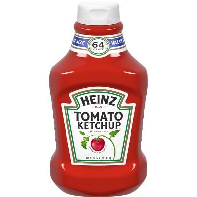 heinz tomato ketchup 64oz