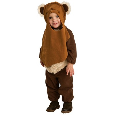 Star Wars Ewok Toddler Costume