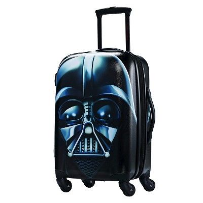 "American Tourister Star Wars Darth Vader 21"" Hardside Carry On Suitcase"