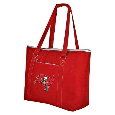 Tampa Bay Buccaneers - Tahoe Cooler Tote by Picnic Time (Red)