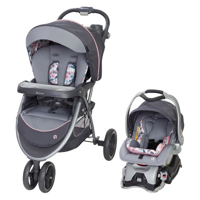 Baby Trend Skyview Plus Travel System - Bluebell