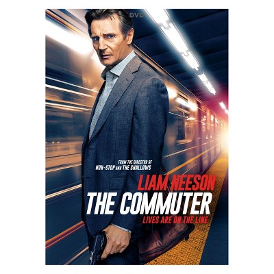 The Commuter Dvd Target