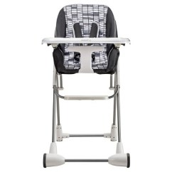 Evenflo Easy Fold High Chair Rubber Wood Table And Chairs Toys R Us Symmetry Target