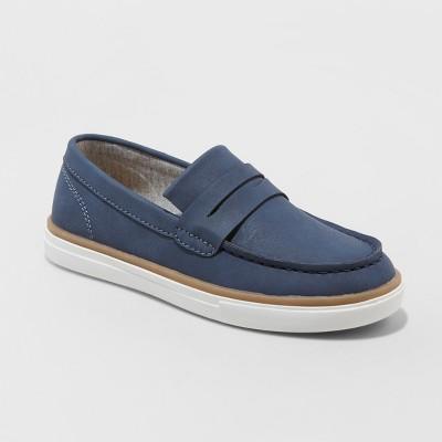 Boys' Kody Loafer Dress Shoes - Cat & Jack™ Blue