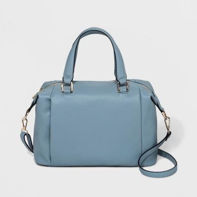 Everyday Essential Small Satchel Handbag - A New Day™