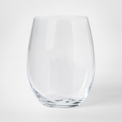 Bellavista Stemless Wine Glasses 15.5oz - Set of 4 - Project 62™