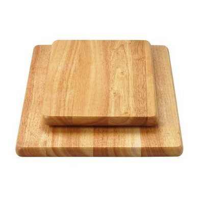 kitchen cutting boards mobile island architec 2pk specialty non slip wood target about this item