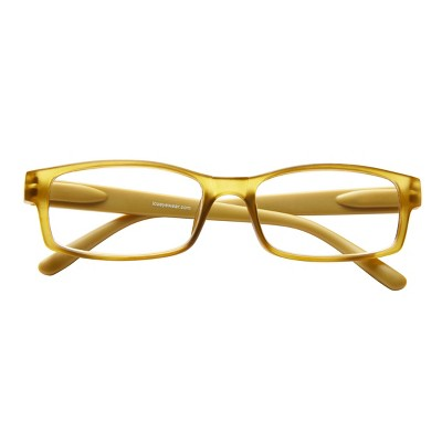 ICU Eyewear Los Angeles Reading Glasses - Green