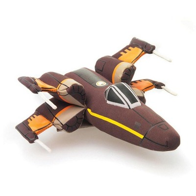 "Star Wars Super Deformed 7"" Plush Vehicle: X-Wing"