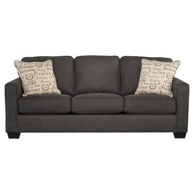 ashley alenya quartz sofa reviews how to clean a from dog smell signature design by target