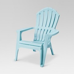 Adams Manufacturing Adirondack Chairs Arm Chair Covers Canada Realcomfort Resin Outdoor Blue Target