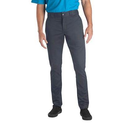 Dickies® Men's Skinny Straight Fit Flex Twill Pants