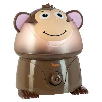Crane Adorable Monkey Ultrasonic Cool Mist Humidifier - 1gal