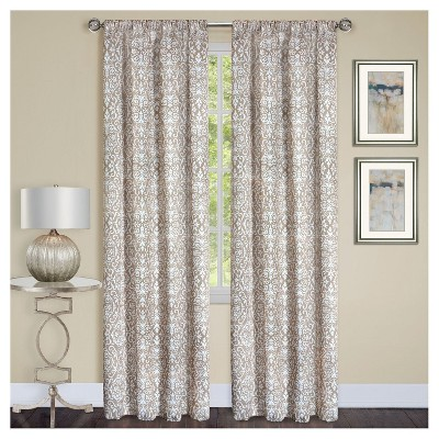 Madison Window Curtain Panel - Achim