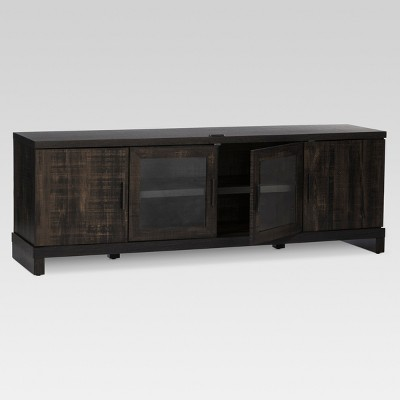 65 tv stand weathered