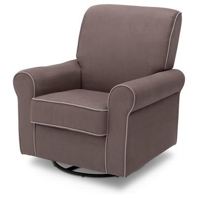 rocking chair recliner for nursery suv captain chairs delta children rowen glider swivel rocker target