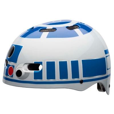 Star Wars Classic R2-D2 Toddler Helmet - Silver/Blue