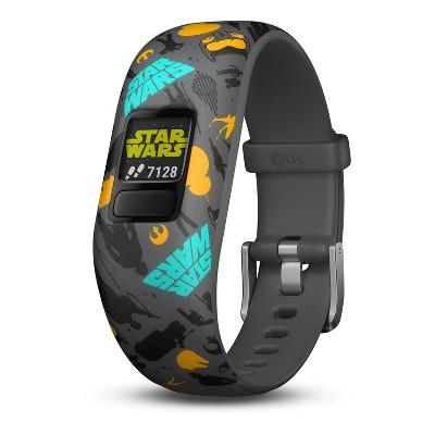 Garmin vivofit jr. 2 Star Wars The Resistance Kids Activity Tracker - Gray