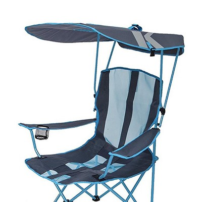 camping chairs with canopy office chair no wheels arms kelsyus original 50 upf shade folding campin target 2 more