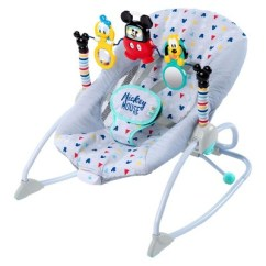 Baby Rocker Chair Vanity Chairs With Backs Disney Mickey Mouse Take Along Songs Infant To Toddler Target