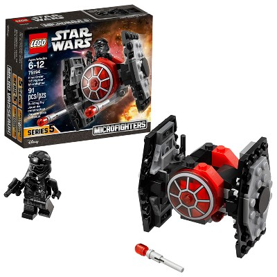 LEGO Star Wars™ First Order TIE Fighter™ Microfighter 75194