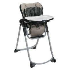 Graco Slim Spaces High Chair Covers For Wingback Chairs Amari Target Highchair Video 1 Of More