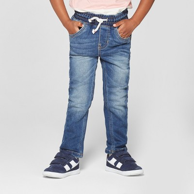Toddler Boys' Skinny Jeans - Cat & Jack™ Medium Blue