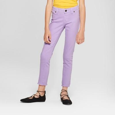 Girls' Skinny Jeans - Cat & Jack™ Violet
